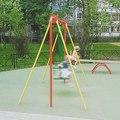 Дмитрий Малиновский on Instagram Вот так Маша сама раскачивается на качелях