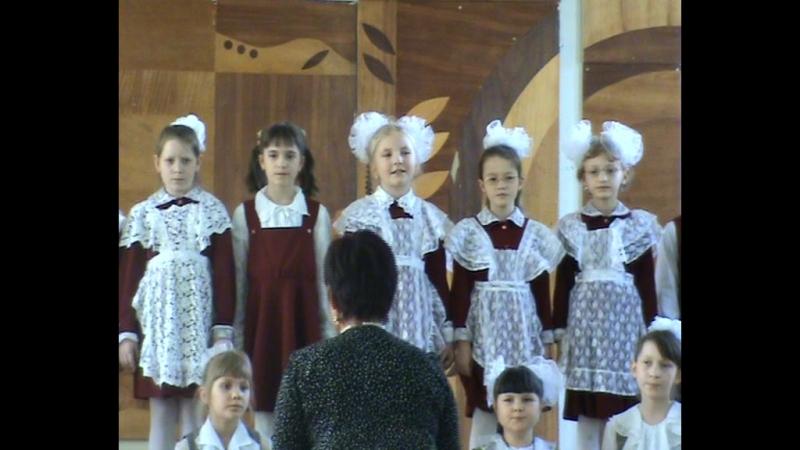 Школьный хор (20.05.09г.)