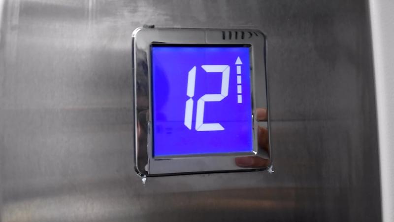 Пассажирский лифт КМЗ-(2017 г.в.), V=1 м/с, Q=400 кг (26)
