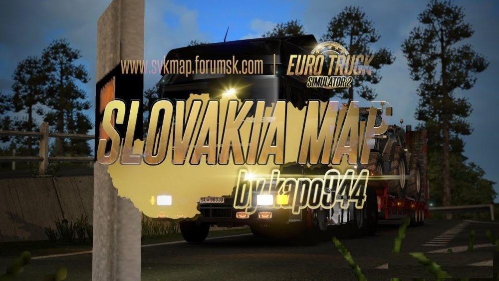 SLOVAKIA MAP V.6.0 FINAL 3.2