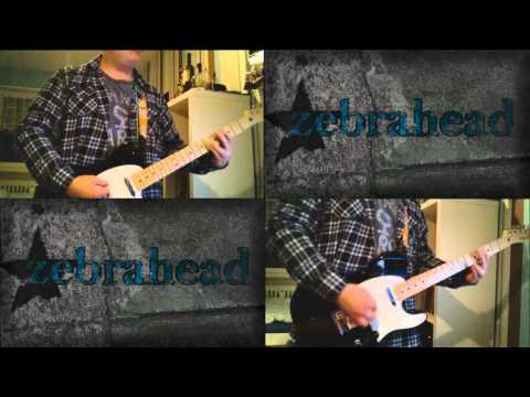 Zebrahead - Worse Than This - Guitar Cover with Tabs