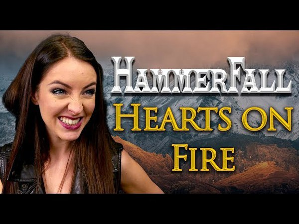 Hearts on Fire - Hammerfall 🔥 (Cover by Minniva feat. Mr Jumbo)