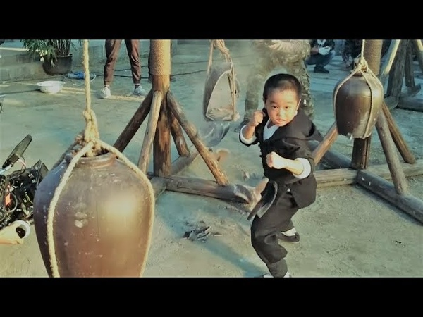 Ryusei Imai - Upcoming KungFu Kids movie - Behind the scenes