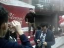 Актёр снимался в филме Бизнес по Казахски