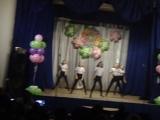 выступление младшей танцевальной группы Карамелия