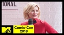 'Doctor Who' Cast on Series 11 Female Representation Bringing Fresh Energy Comic Con 2018 MTV