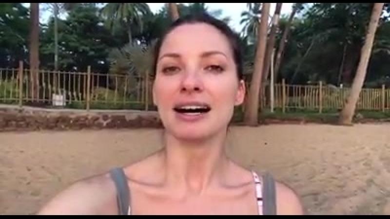 Мария Шалимова - 3-я конференция по аштанга йоге