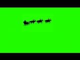 SANTA 1 / Санта Клаус YTCamp - футажи, новогодние футажи