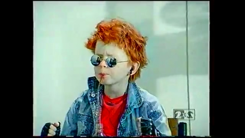 (staroetv.su) Реклама и анонс (2x2, 1994)