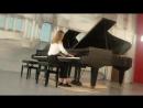 Алина Окишева - Французская сюита №6 E-dur Allemande