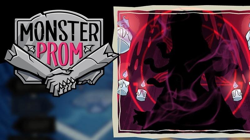 Великое колдунство彡゚◉ω◉ )つー☆* /Нашаманиваем концовку с Верой - Monster Prom (16)