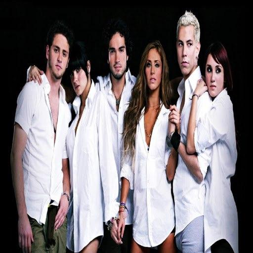 RBD альбом Salvame
