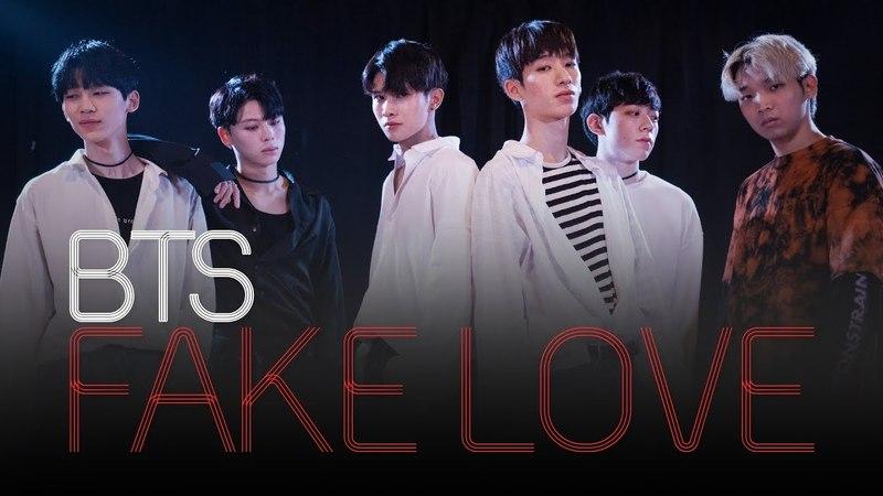 [ kpop ] BTS (방탄소년단) - FAKE LOVE (페이크 러브) Dance Cover (DPOP Dance Cover)