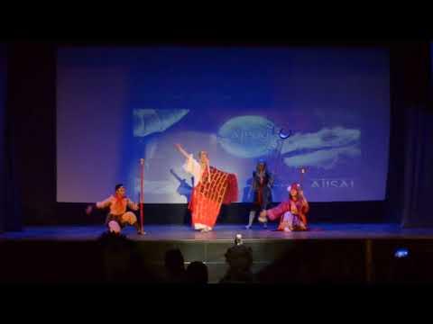 Saiko! cosband (г. Пенза)) - Сюань-цзан, Сунь У-кун, Ша Сэн, Чжу Бацзё, Демон (Путешествие на Запад) [AJISAI 2018]