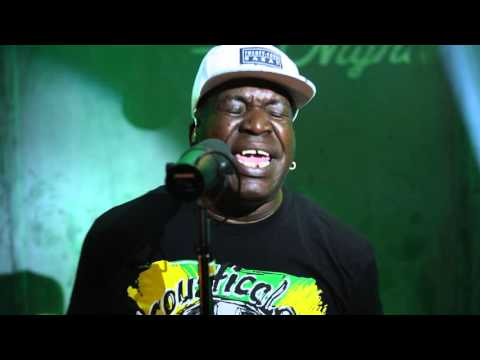 Barrington Levy - Black Roses (Catch A Fire Nights with Native Wayne)