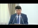 Об экспорте продукции АПК за 9 месяцев 2017 года Кайрат Айтуганов