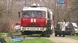 Вести-Москва Сгоревшая на северо-востоке Москвы квартира была сильно захламлена