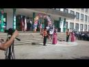 2016 Вересаево .Последний звонок. Татарский народный танец
