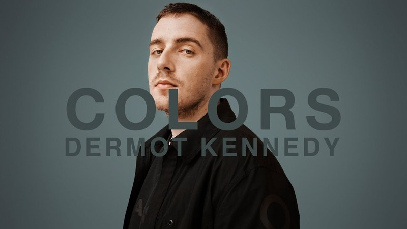 Dermot Kennedy - Moments Passed   A COLORS SHOW
