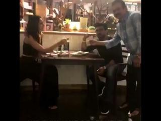 Ram Charan and Kiara Advani