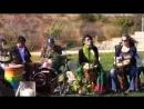 Raven Drum Circle with Rick Allen Lauren Monroe