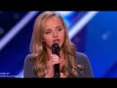 Evie Clair_«Arms»_  She Sings For Her Dying Dad...