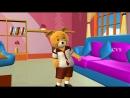 ДЕТСКАЯ ПЕСЕНКА УЧИМ АНГЛИЙСКИЙ Teddy Bear Teddy Bear turn around