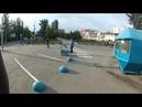 Электросамокат Ninebot Es 4 тест максимальной скорости 29 07 18 Саратов
