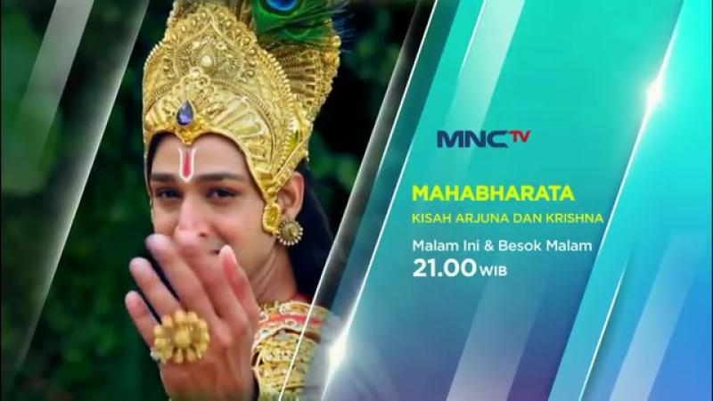 Махабхарата на MNC TV в Индонезии.