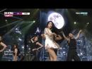 VK 180718 Nine Muses Кёнри 경리 Blue Moon 어젯밤 Show Champion 쇼챔