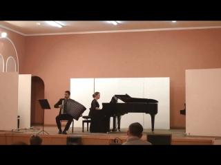 Ю. Блягоз - Изгои (для кавказской гармоники и фортепиано).