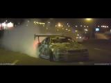 NIGHT DRIFT Nissan Skyline , Nissan Silvia