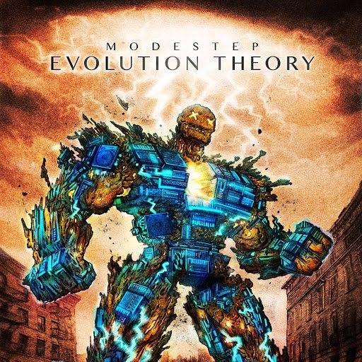 Modestep альбом Evolution Theory
