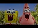 Когда с другом принял лишнего. (SpongeBob SquarePants. Спанч Боб. Патрик. Patrick Star)