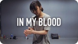 In my blood - Shawn Mendes May J Lee Choreography