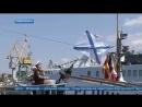 В состав Черноморского флота принят малый ракетный карабль Вышний Волочёк .