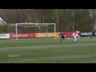 Хет-трик Джулиана Райкхоффа «Аякс» (U-14) - 4:2 в ворота сверстников из «Спарты»