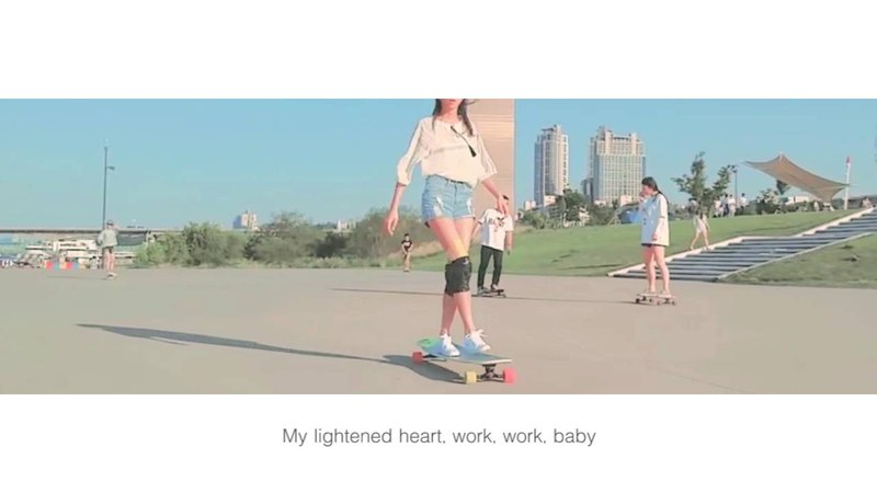 [ MV ] TAEYEON 태연 - Why [ Longboard girl VERSION ] ENG sub