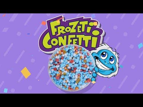 Frozeti Confetti Dippin' Dots