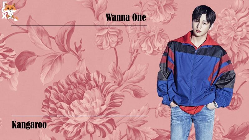 [FSG FOX] Wanna One - Kangaroo |рус.саб|
