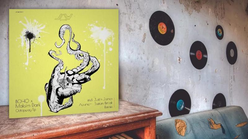 PREMIERE - BOHO, Maksim Dark - Octopussy (Stefan Biniak Remix)