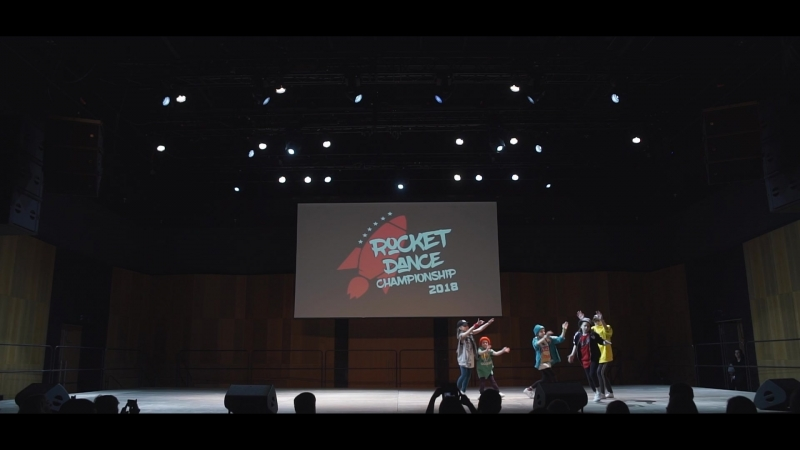 UNICORNS CREW ROCKET DANCE CHAMPIONSHIP 2018 SHOW KIDS