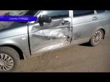Обзор аварий. На Московской пострадала пассажирка ЗАЗа. Место происшествия 11.05.2018