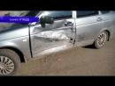 Обзор аварий На Московской пострадала пассажирка ЗАЗа Место происшествия 11 05 2018