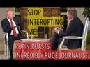 PUTIN EXCLUSIVE, FULL UNEDITED Interview Of Russian President To Austrian TV