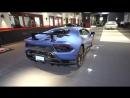Lamborghini Huracán LP640-4 Performante in Blu Grifo