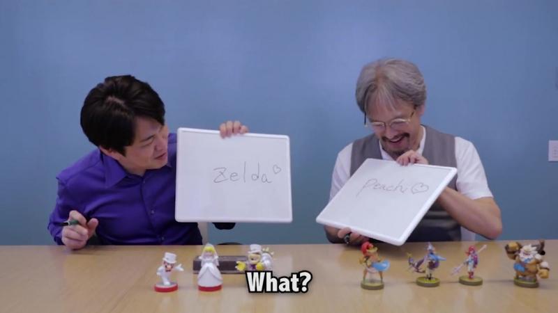 The Nintendo Guessing Game – Featuring Mr. Koizumi and Mr. Aonuma