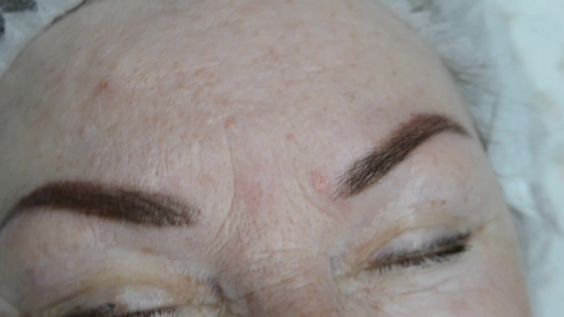 Permanent Make-up Aesthetic Micropigmentation lips, eye liner, eyebrows : CEBAN NADEJDA