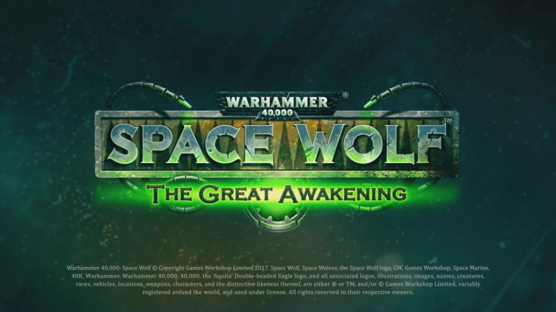 Warhammer 40,000: Space Wolf - Saga of the Great Awakening (Steam)