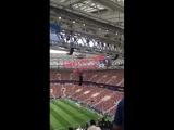 방탄 정보 ? - — news   Army FAKE LOVE already played  If you don't watch the World Cup you can do this